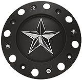 xd rockstar wheels 17 - Wheel Pros 1000775B XD Series Black Center Cap