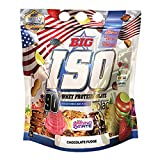 Big Big Iso Aislado Proteina Strawberry Cream 1Kg 200 g