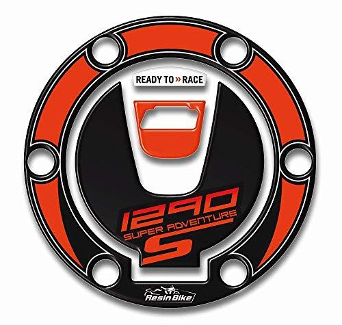Adhesivo Protección Tapón 02 Compatible con KTM 1290 Super Adventure 2018