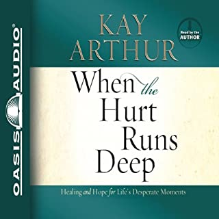 When the Hurt Runs Deep audiobook cover art
