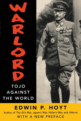 Warlord: Tojo Against the World (English Edition)