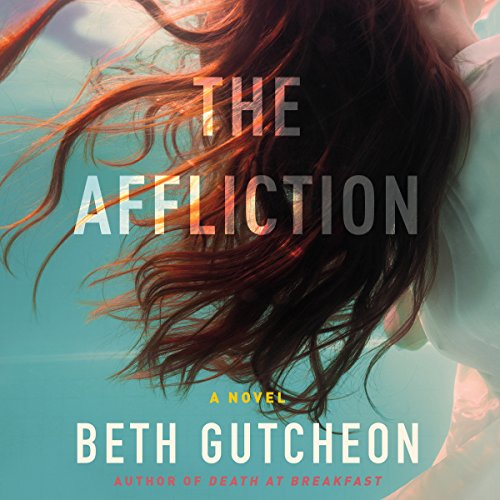 The Affliction audiobook cover art