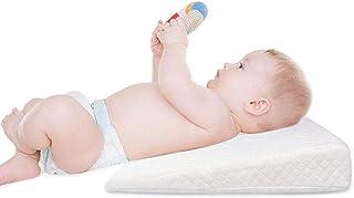 34 Universal Memory Resilience Baumwolle /& wasserdichte Schicht Abnehmbare Abdeckung Anti Reflux Kissen f/ür Baby Matratze und Schlaf, 33 7 cm Baby Keilkissen
