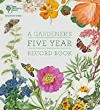 garden gift ideas gardeners record book rhs_grow-with-hema