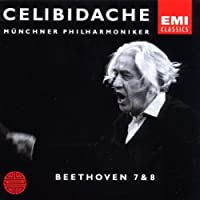 CELIBIDACHE / M眉nchner Philharmoniker - Beethoven: Symphonies Nos. 7 & 8 (2004-01-01)