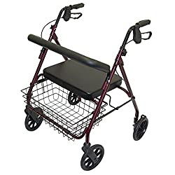 Best Rollator For Big And Tall People