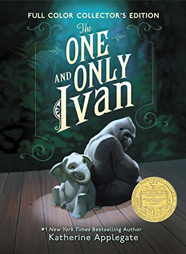 The One and Only Ivan Full-Color Collector's Edition