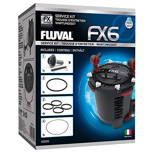Fluval Kit De Servicio Fx6 300 g
