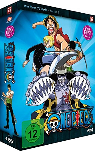 One Piece - TV Serie - Vol. 02 - [DVD]
