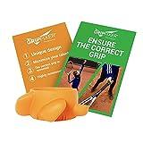 GRIPFIXER Tennis Grip Trainer (Small Size, Right Hand) - Tennis Training Equipment - Grip Aid