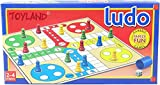 TOYLAND Traditional Games - Ludo - Juegos Divertidos para la Familia clásica