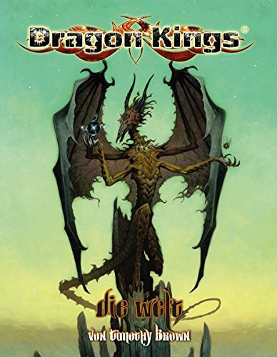 Dragon Kings – Die Welt: Pathfinder Kampagnenwelt