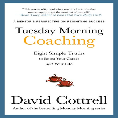 Tuesday Morning Coaching audiobook cover art