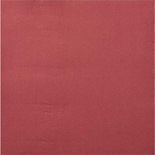 Toalla, 20 x 20 cm, Burdeos, 18 Paquetes de 50