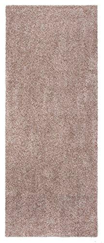 andiamo Schmutzfangmatte Samson waschbarer Läufer für den Innenbereich, 67 x 180 cm hellbeige