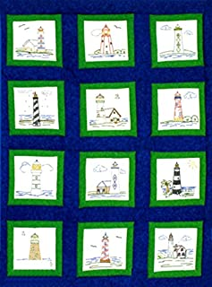 lighthouse quilt kits