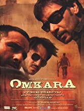 Omkara (New Hindi Film / Bollywood Movie / Indian Cinema / Hindi Film / DVD) by Ajay Devgan