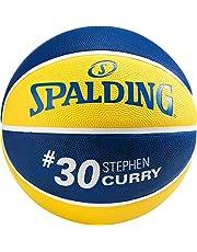 Spalding Unisex – piłka do koszykówki dla dorosłych Nba Player Stephen Curry