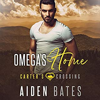 Omega's Home audiobook cover art