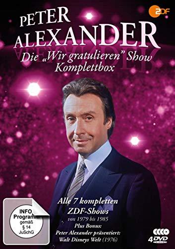 Peter Alexander: Die