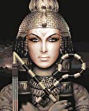 ZXXCV Rompecabezas Adultos 1000 Piezas - Dios del Antiguo Egipto - Rompecabezas clásico de Madera DIY Set Juguete Regalo 3D Super difícil Rompecabezas Regalo de cumpleaños decoración del hogar