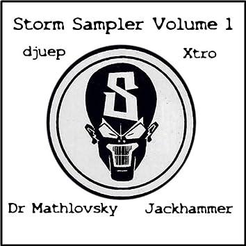 Storm Sampler, Vol. 1