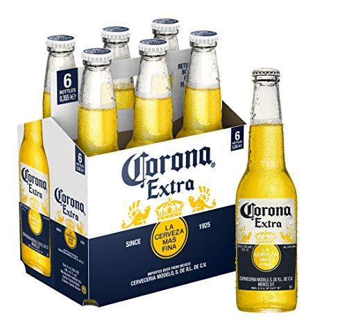 Corona Extra, 6 x 355 ml (MEHRWEG)