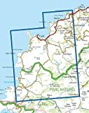 Korsika Wanderkarte: 4149 OT Calvi, Cirque de Bonifatu ( Haute-Corse), Parc Naturel Regional de Corse / Parcu di Corsica, Tra mare e monti, Calenzana, GR 20, IGN Topographische Wanderkarte 1:25.000, TOP 25 Korsika / Corse , IGN ( Institut Geographique National)