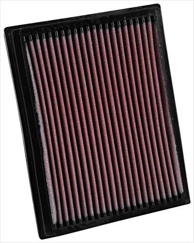K&N 33-2914 Filtre à Air du Moteur: Haute Performance, Premium, Lavable, Filtre de Remplacement, Plus de Pouvoir, 2004-2011 (A150, A160, A170, A180, A200, B150 B160, B170, B180, B200)