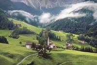 1500ピース パズルの達人 ドロミーティ山地-イタリア- スモールピース (50x75cm)