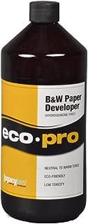 LegacyPro EcoPro Black & White Paper Developer, 1 Quart (Makes 2.5 - 3.75 Gallons)