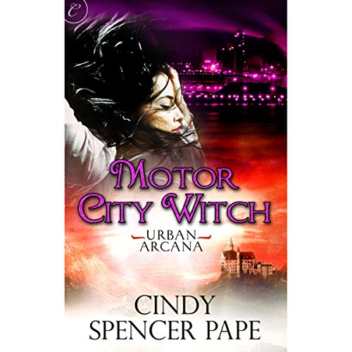 Motor City Witch cover art