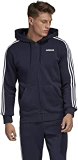 adidas Essentials 3 Stripes Fullzip Fleece Giacca Uomo