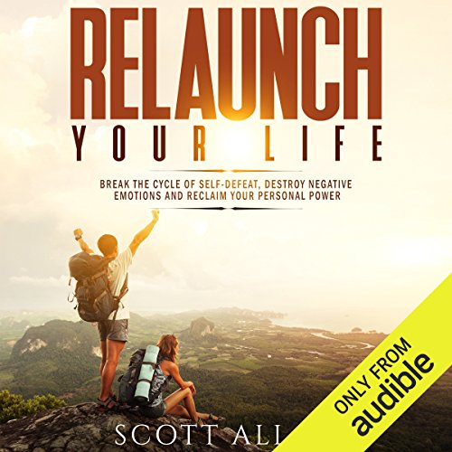 Relaunch Your Life audiobook cover art