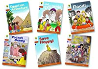 STAGE 8 MORE STORYBOOK A PACK (Oxford Reading Tree)
