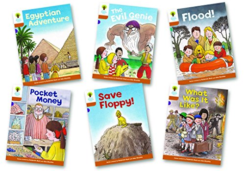 Hunt, R: Oxford Reading Tree: Level 8: More Stories: Pack of