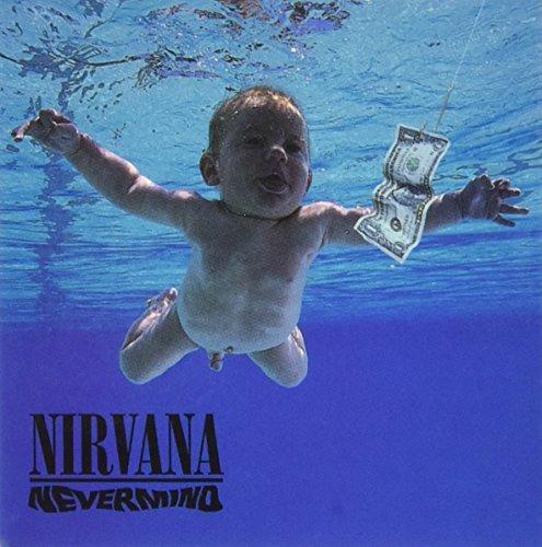 Nirvana Nevermind Fridge Magnet