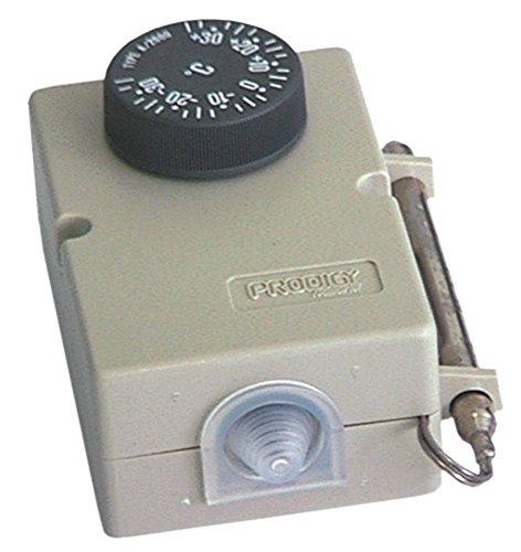PRODIGY Thermostat max. Temperatur 35°C Fühler ø 6x110mm -35 bis +35°C ø6x110mm