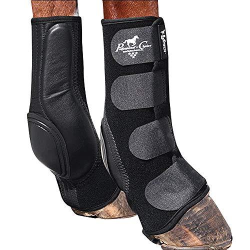 Professional's Choice VenTech Elite SMB & Slide-Tec Skid Boot Combo Pack