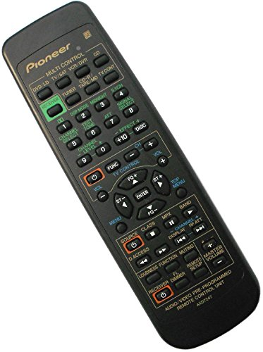 Pioneer AXD7247 Original-Fernbedienung für u.a. VSX-D510 Receiver | Neuware