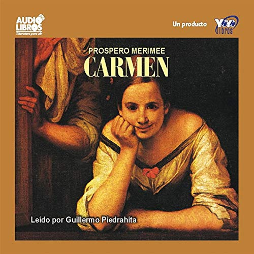 Carmen audiobook cover art
