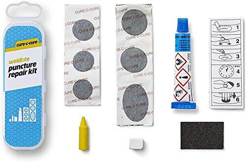Weldtite Cure-C-Cure Puncture Repair Kit - Black