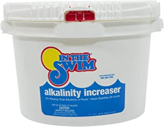 In The Swim Pool Alkalinity Increaser - 25 Pound Bucket