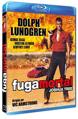Fuga Mortal BD 1993 Joshua Tree (Army of One) [Blu-ray]