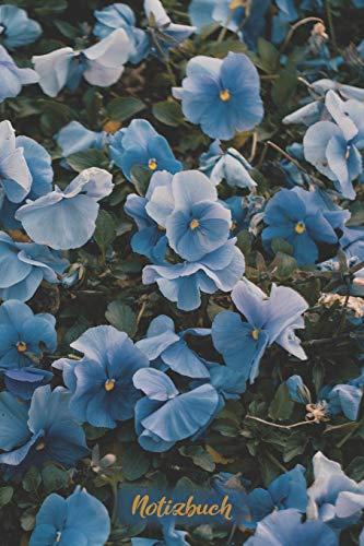 Notizbuch: Liniertes A5 Notizbuch für alle die die Iris lieben | Softcover