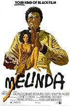 Melinda Movie Poster (11 x 17 Inches - 28cm x 44cm) (1972) Style B -(Calvin Lockhart)(Rosalind Cash)(Vonetta McGee)(Paul Stevens)(Rockne Tarkington)