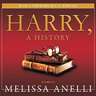 Harry, a History audiobook cover art