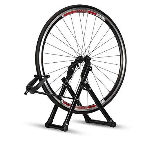 SEHNL Rueda de Bicicleta Soporte de Color sólido CLÁSICO CLÁSICO Delicado Mantenimiento DE Mantenimiento Soporte Herramientas DE REPARACIÓN DE BICIS