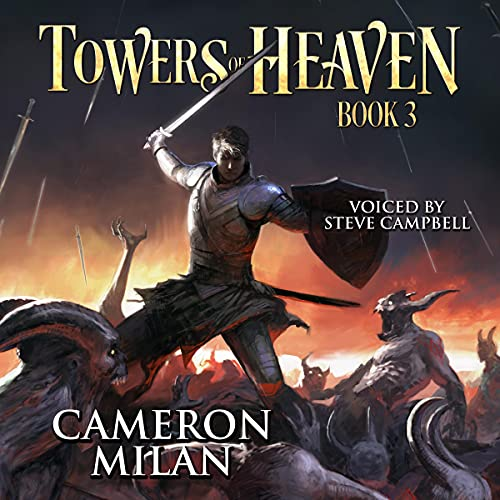 Towers of Heaven: A LitRPG Adventure, Book 3