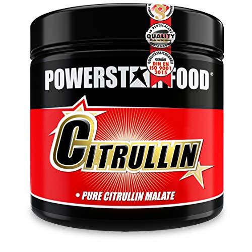 100% L-CITRULLIN-MALAT   PRE WORKOUT Aminosäure Pulver   Extremer Pump bei unvergleichbarem Muskelgefühl   Dose 200g   Premiumqualität   Made in Germany
